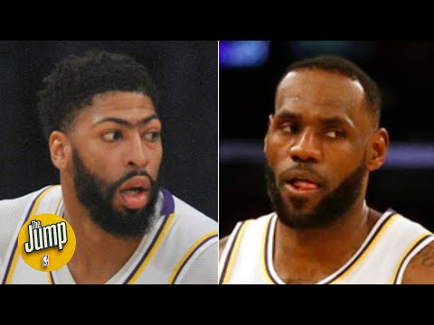 The Lakers have a realistic chance to not lose two in a row all year - Kevin Arnovitz | The Jump