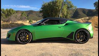 2020 Lotus Evora GT - One Take by The Smoking Tire