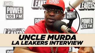 Uncle Murda Talks Signing With 50 Cent & G-Unit + NY Hip Hop