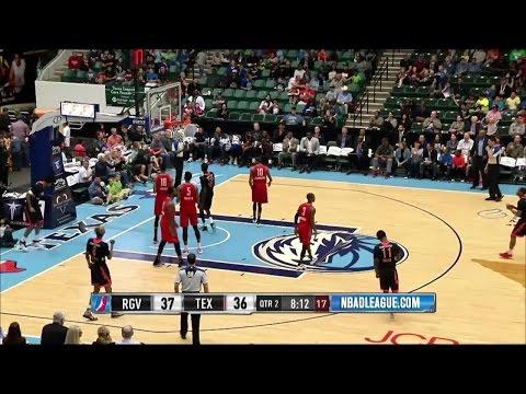 Josh Childress 2015-16 NBA D-League Highlights w/ Texas Legends