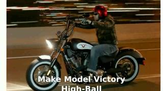 1. Victory High-Ball -  Specs Dealers Top Speed Features Specification Transmission Details