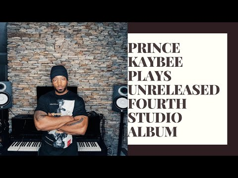 Prince Kaybee plays unreleased #The4thRepublic album