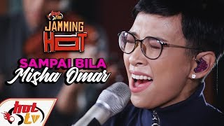 Video Misha Omar - Sampai Bila OST Jangan Benci Cintaku (LIVE) - JammingHot MP3, 3GP, MP4, WEBM, AVI, FLV November 2018