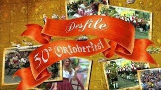 Desfile da 30ª Oktoberfest Blumenau