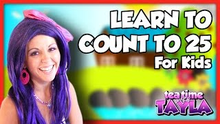 Learn to Count with Tayla