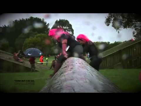 Palmerston North - Tough Guy and Gal, Palmertson North, Fun in the mud, water, high wire, assult course are YOU a Tough Guy or Gal?