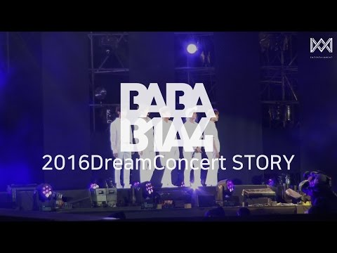 [BABA B1A4 2] EP.12 2016 DreamConcert STORY