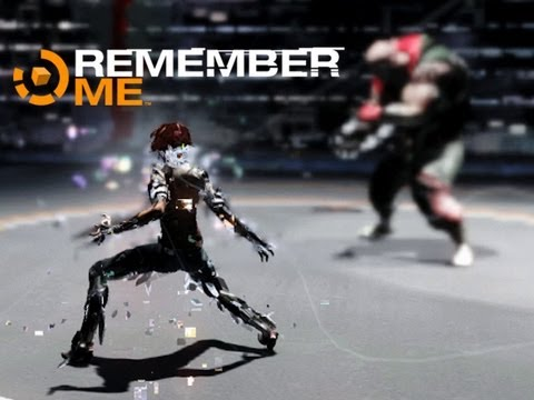 Remember Me Gets New Gameplay Trailer