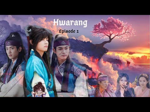 BTS Taehyung - Wonhwa and The Hwarang // Episode 1 //