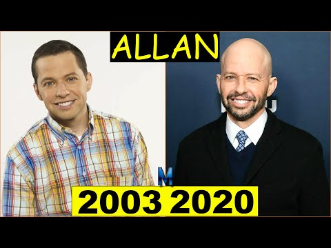 Two and a Half Men Cast Then and Now 2020