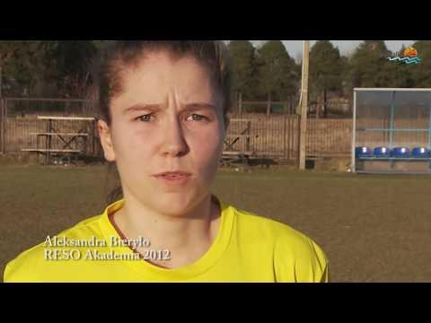 Piłka nożna kobiet. RESO Akademia 2012 Suwałki na razie w II lidze