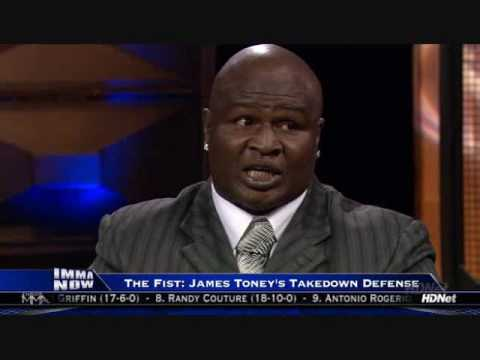 James Toney Ray Mercer Bas Rutten Talk Boxing Vs MMA