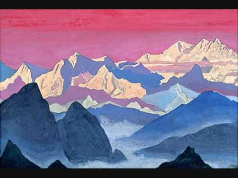 shambhala - Inspired by and featuring the Artwork of Nicholas Roerich, a true artist.