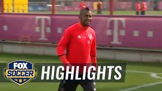 Arturo Vidal, how did you do that?! by FOX Soccer