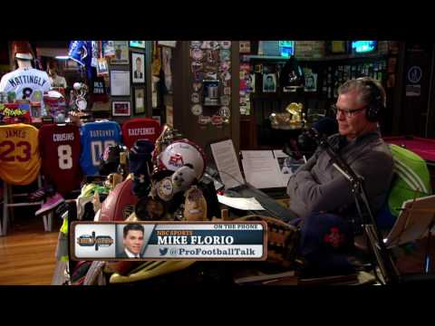Mike Florio on The Dan Patrick Show (Full Interview) 3/9/17