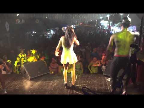 Alcione Alves no carnaval em Jaboticatubas e São João de Almeida