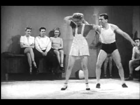 Women Self Defense – 1947