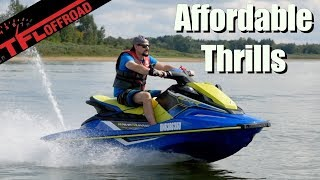 4. 2019 Yamaha Waverunner EXR Expert Buyer Review + Top Speed Run!