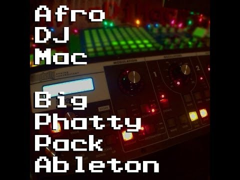 You can download the free Live Pack at AfroDJMac's site. Video preview below ...