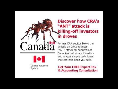 "Canada Revenue Agency (CRA) ""ANT"" attack is killing-off investors in droves"