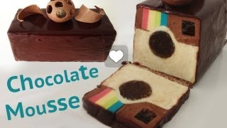 Instagram DESSERT chocolate mousse recipe cake HOW TO COOK THAT Ann Reardon - YouTube