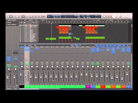 Logic Pro 10 Vs 9 kind of review