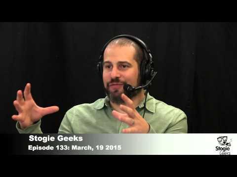 Stogies Geek Episode 133