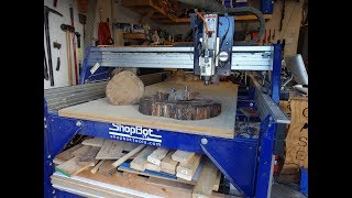 Flatten a Log Slab