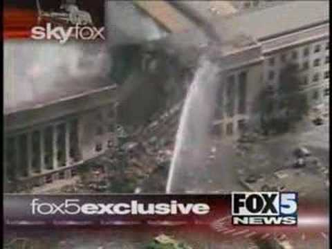 9/11 - Pentagon News Report (FOX)