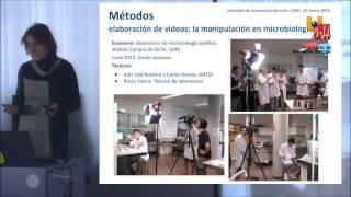 (7/11) IV-JID-UMH - Elaboración De Una Guía Multimedia Para Prácticas De Microbiología