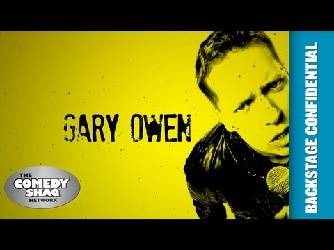Gary Owen⎢Backstage Confidential Up Close and Personal⎢Episode 6⎢Comedy Shaq