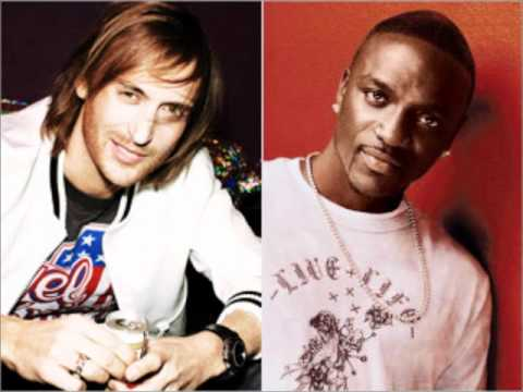 Akon Feat. David Guetta - Party Animal