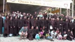 PGHH Georgia: Sinh Hoạt Giáo Hội PGHH ở Georgia 18-5-2012