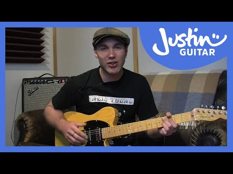 Tritone Substitution Jazz Chord (Jazz Guitar Lesson JA-028) How to play