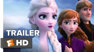 Frozen 2 Teaser Trailer #1 (2019) | Movieclips Trailers by  Movieclips Trailers