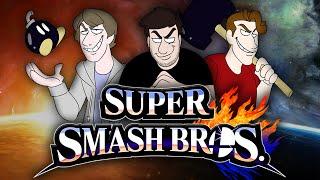 Super Smash Bros. for Wii U [feat. Ross O'Donovan]   SuperMega