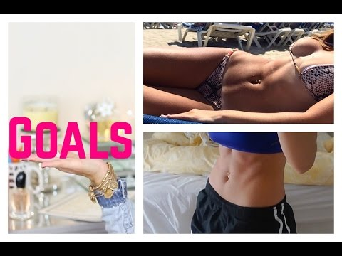Goal Setting: How I achieve ALL my goals! Fitness, Life, etc
