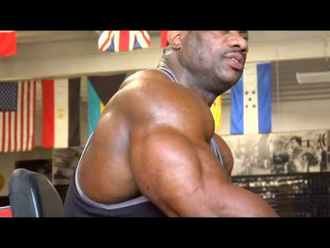 Dexter Jackson Unbreakable Part 1