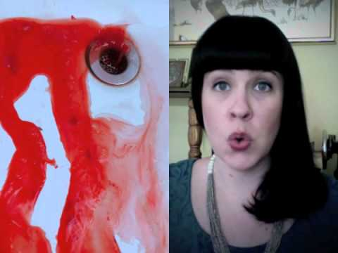This woman is so casual about death. Her videos about it are quite interesting. Here: Ask a Mortician - Liquefying Bodies