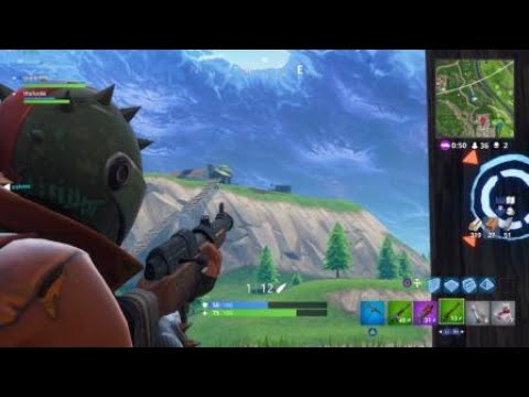 WORLD-RECORD FUSIL DE CHASSE FORTNITE (281m)