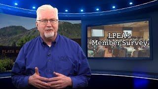 Watts Up at LPEA - Member Surveys