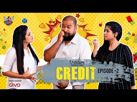 Credit - Tamil Web Series Episode -2   Diya Menon   Dheepthi Kapil   D Sisters
