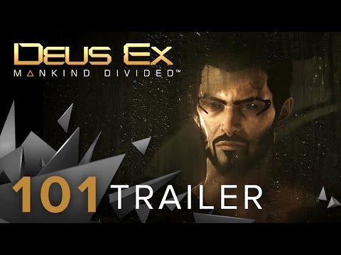 Deus Ex Mankind Divided en vidéo