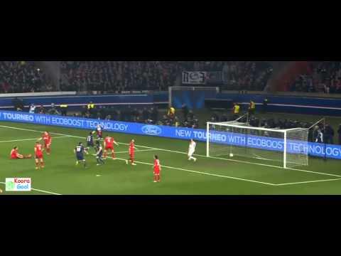 PSG vs Bayer Leverkusen 2-1 All Goals and Highlights CL 2014 HD