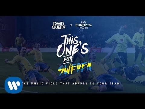 This One's for You Sweden (UEFA EURO 2016 Official Song) [Feat. Zara Larsson]