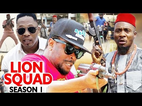 LION SQUAD SEASON 1 - (Zubby Micheal New Movie) 2019 Latest Nigerian Nigerian Nollywood Movie