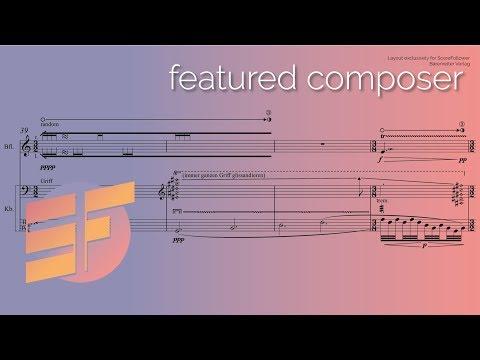 Beat Furrer — Ira-Arca [w/ score] (видео)