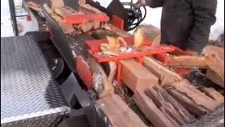 Awesome Wood Splitter