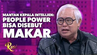 Video Mantan Kepala Intelijen: People Power Bisa Disebut Makar | BPN Tolak Penghitungan KPU - ROSI (2) MP3, 3GP, MP4, WEBM, AVI, FLV Juni 2019