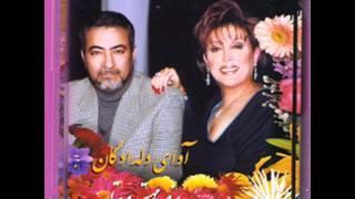 Mahasti&Sattar - Chahar Mezrab 2  مهستی و ستار - چهار مضراب ۲
